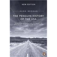 The Penguin History of the USA New edition by Brogan, Hugh, 9780140252552