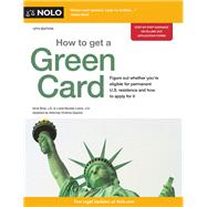 How to Get a Green Card by Bray, Ilona; Lewis, Loida Nicolas, 9781413322552