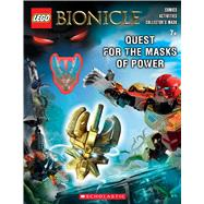 Quest for the Masks of Power (LEGO Bionicle: Activity Book #1) by Unknown, 9780545872553