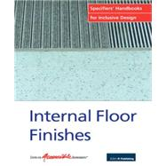 Internal Floor Finishes by Unknown, 9781859462553