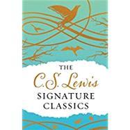 The C. S. Lewis Signature Classics by Lewis, C. S., 9780062572554