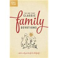 The One Year Classic Family Devotions by Keys for Kids, 9781496402554