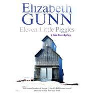 Eleven Little Piggies by Gunn, Elizabeth, 9780727872555