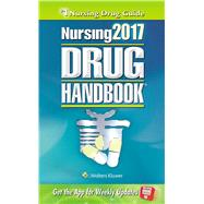 Nursing 2017 Drug Handbook by Unknown, 9781496322555