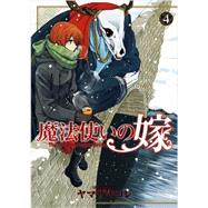 The Ancient Magus' Bride Vol. 4 by Yamazaki, Kore, 9781626922556