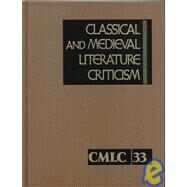 Classical and Medieval Literature Criticism by Krstovic, Jelena O., 9780787632557