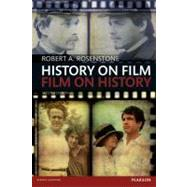 History on Film/Film on History by Rosenstone,Robert A., 9781408282557