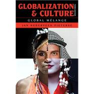 Globalization and Culture by Pieterse, Jan Nederveen, 9781442222557