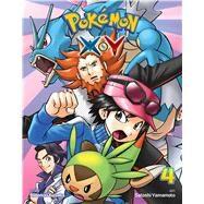 Pokémon X•Y, Vol. 4 by Kusaka, Hidenori; Yamamoto, Satoshi, 9781421582559