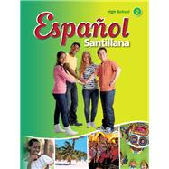 Español Santillana - Level 2 with Audio CD by Santillana USA, 9781616052560
