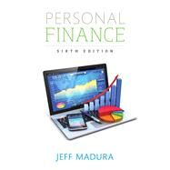 Personal Finance by Madura, Jeff, 9780134082561
