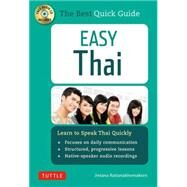 Easy Thai by Rattanakhemakorn, Jintana, 9780804842563
