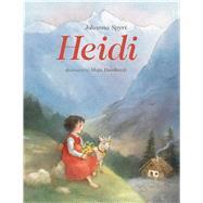 Heidi by Spyri, Johanna; Dusikova, Maja, 9780735842564