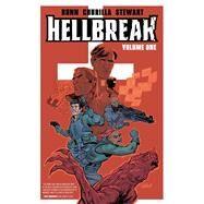 Hellbreak 1 by Bunn, Cullen; Churilla, Brian; Stewart, Dave, 9781620102565