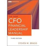 The New CFO Financial Leadership Manual by Bragg, Steven M., 9780470882566