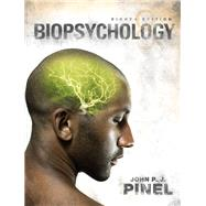 Biopsychology by Pinel, John P.J., 9780205832569