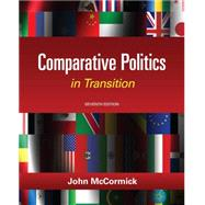 Comparative Politics in Transition by McCormick, John, 9781111832575