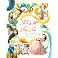 The Greatest Fairy Tales by Rossi, Francesca; Perrault, Charles; Andersen, Hans Christian; Grimm Brothers, 9788854412576