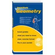QuickStudy for Geometry by Kizlik, S. B., 9781423202578