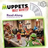 Muppets Most Wanted Read-Along Storybook and CD by Glass, Calliope, 9781484702581