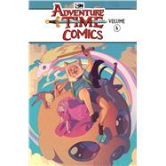 Adventure Time Comics by Ward, Pendleton (CRT); Frank, Matt; Gorham, Adam; Liew, Sonny; Chua, Cristina Rose, 9781684152582