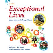 Exceptional Lives Special Education in Today's Schools Plus MyEducationLab with Pearson eText -- Access Card Package