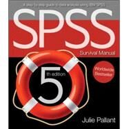 SPSS Survival Manual: A Step by Step Guide to Data Analysis Using IBM Spss by Pallant, Julie, 9780335262588