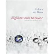 Organizational Behavior by McShane, Steven; Von Glinow, Mary, 9780077862589