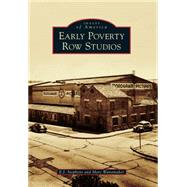 Early Poverty Row Studios by Stephens, E. j.; Wanamaker, Marc, 9781467132589