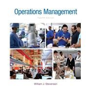 Loose Leaf Operations Management with Connect Access Card by Stevenson, William J, 9781259562594