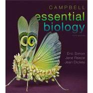 Campbell Essential Biology by Simon, Eric J.; Dickey, Jean L.; Reece, Jane B., 9780321772596