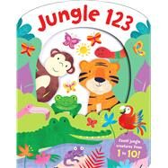 Jungle 123 by Seal, Julia, 9781499802597