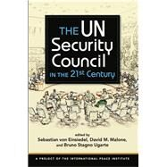 UN Security Council in the 21st Century by Einsiedel, Sebastian von, 9781626372597