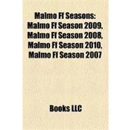 Malmo Ff Seasons by , 9781156282601