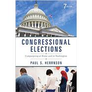 Congressional Elections by Herrnson, Paul S., 9781483392608