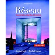 Réseau Communication, Intégration, Intersections by Schultz, Jean Marie; Tranvouez, Marie-Paule, 9780205932610