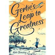 Gertie's Leap to Greatness by Beasley, Kate; Tamaki, Jillian, 9780374302610