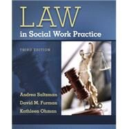 Law in Social Work Practice by Saltzman, 9781133312611