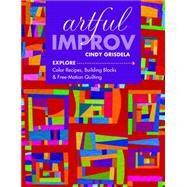 Artful Improv by Grisdela, Cindy, 9781617452611