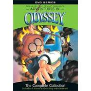 Adventures in Odyssey Gift Set by Tyndale, 9781589972612