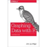Graphing Data With R by Hilfiger, John Jay, 9781491922613