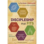 Discipleship That Fits by Harrington, Bobby; Absalom, Alex, 9780310522614