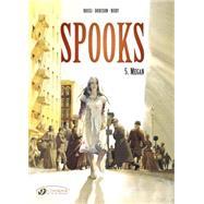 Spooks 5 by Dorison, Xavier; Nury, Fabien; Rossi, Christian; Saincantin, Jerome, 9781849182614