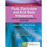 Fluid, Electrolytes and Acid-Base Imbalances by Hale, Allison, 9780803622616