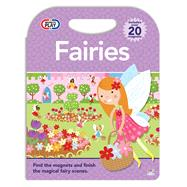 Magnetic Play Fairies by George, Joshua; Ellis, Lauren, 9781787002616