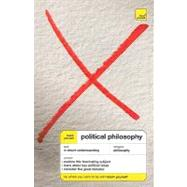 Teach Yourself Political Philosphy by Thompson, Mel, 9780071602617