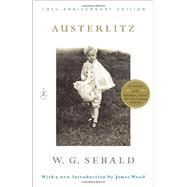 Austerlitz by SEBALD, W.G.WOOD, JAMES, 9780812982619