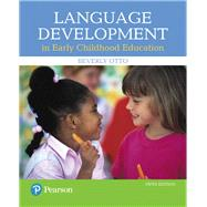 Language Development in Early Childhood Education by Otto, Beverly W., 9780134552620