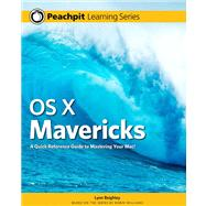 OS X Mavericks Peachpit Learning Series by Beighley, Lynn, 9780321962621
