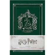 Harry Potter - Slytherin Ruled Notebook by Insight Editions, 9781683832621